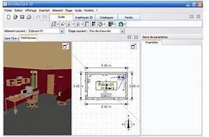 logiciel gratuit de plan de maison l39impression 3d With logiciel construction maison gratuit