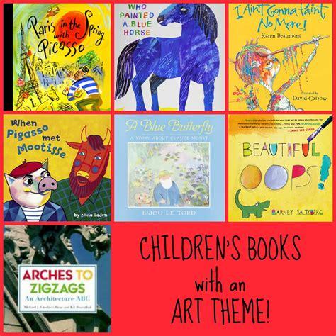 preschool picture books  art  artists kids