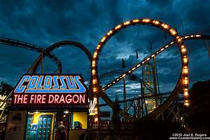 Dragon Fire Roller Coaster | www.imgkid.com - The Image ...