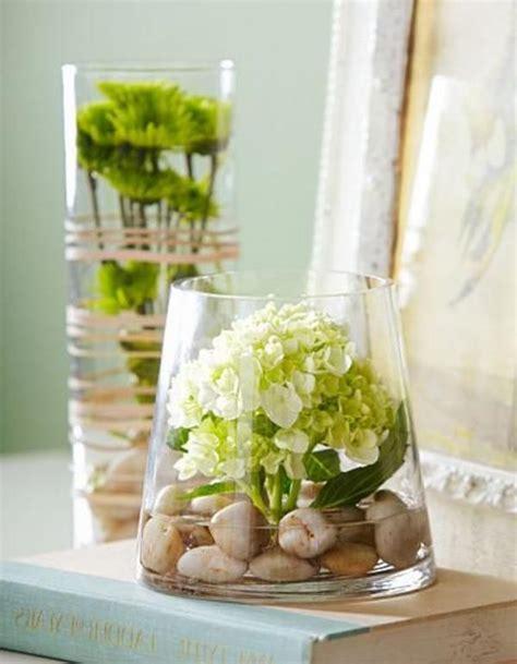 blumen dekorieren im glas glas deko stilvoll und wundersch 246 n archzine net