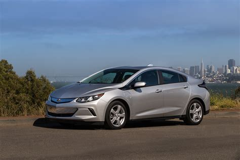 2019 Chevrolet Volt Upgraded To 72 Kw Charging System