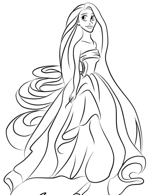 free printable color pages princess coloring pages best coloring pages for