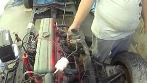 Motor C10 - 261 - Agora Funcionando
