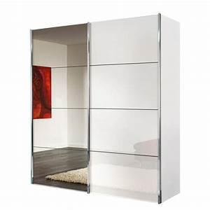 Schwebetürenschrank Weiß 200 Cm : preisvergleich eu schwebet renschrank spiegel 200 cm ~ Bigdaddyawards.com Haus und Dekorationen