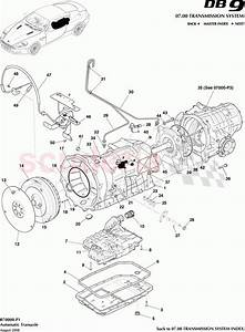 Aston Martin Db9 Wiring Diagram Transmission For Sale
