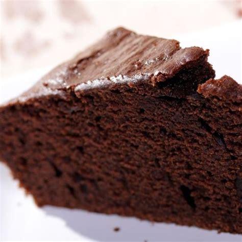 cuisine minceur az recette gâteau au chocolat express facile