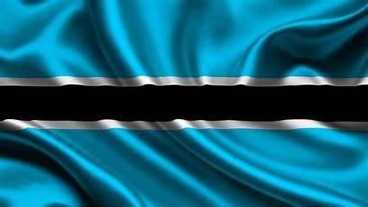 Botswana Flag Botsuana Drapeau Bandeira Premier Africa