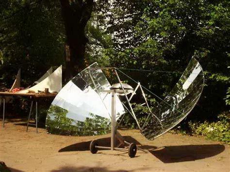 концентрированная солнечная энергия . Экологический дайджест
