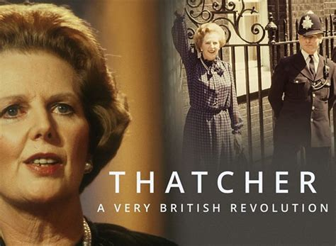 thatcher   british revolution tv show air