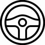 Icon Steering Wheel Volant Volante Icons Lenkrad