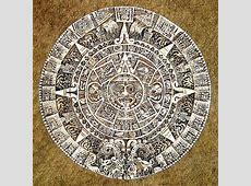 Calendario Azteca Replica Calendario Azteca, Aztec