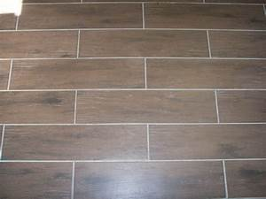 renovation le carrelage fine a faible epaisseur le With carrelage type parquet