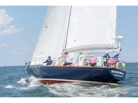 43 hinckley hood sailboat sailboatlistings 1976 maryland