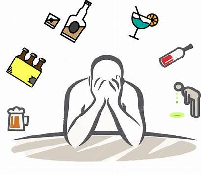 Clipart Health Mental Disorder Alcohol Worry Psychiatric