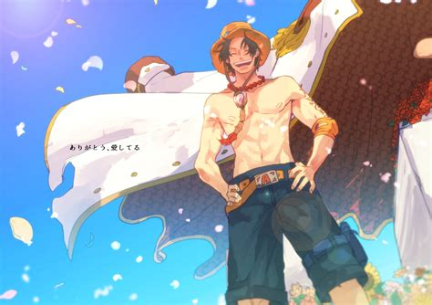 One Piece Ace Wallpaper (69+ Images