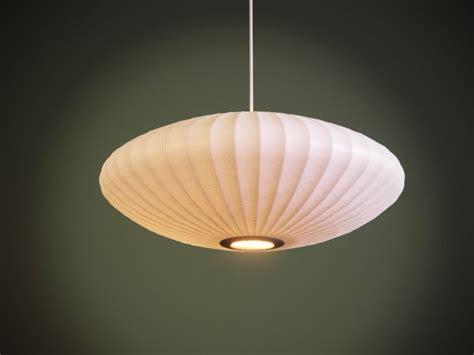 nelson bubble lamp saucer 3d model modernica