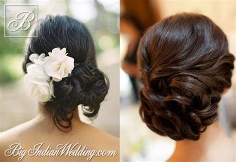 Bridal Hairstyles For The Cocktail Party