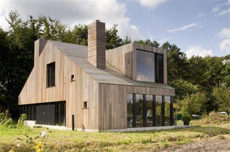 maison design en bois the chimney house maison design en bois