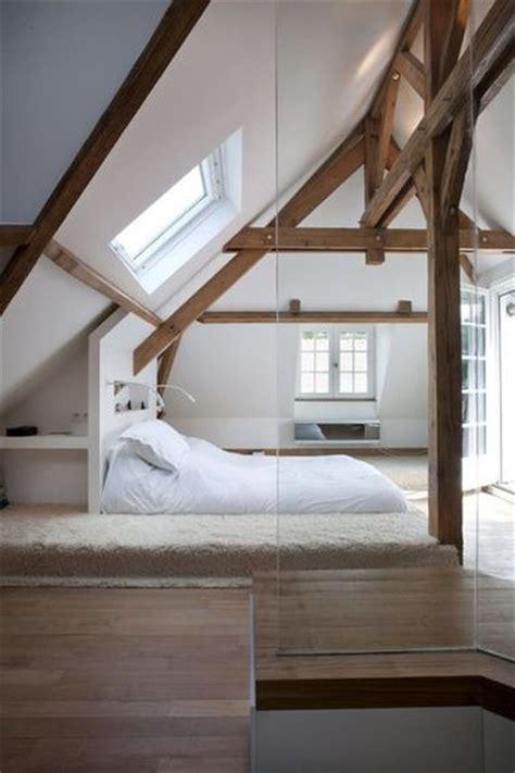 chambre avec poutres apparentes 10 déco chambres avec poutres apparentes charmantes