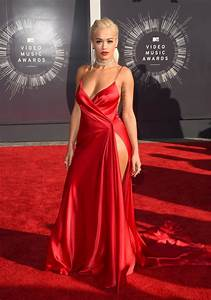 Rita Ora Braless Pokies On the Red Carpet | celebrity ...