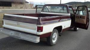 Buy Used 1977 Chevy Cheyenne 1  2 Ton 2wd Pickup In Kalispell  Montana  United States