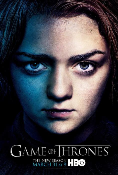 HBO Unveils Game of Thrones Character Posters - TV Fanatic