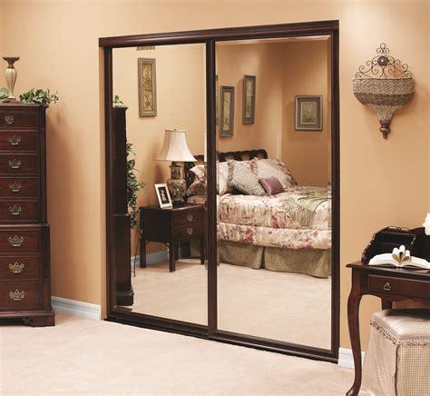Glass Mirror Closet Doors by Mirrored Closets Harbor All Glass Mirror Inc