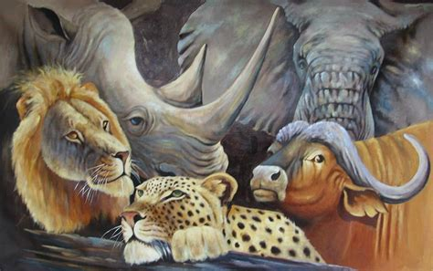 Big Five Painting Images - Frompo