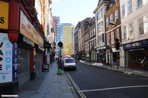 Denmark Street  A London Inheritance