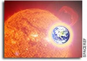 Red Giant Sun Destroy Earth - Pics about space