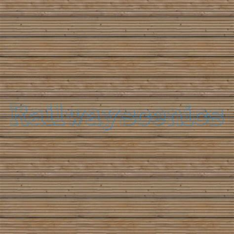 Boat Song Wood by Grooved Decking Timber Texture Sheet Railwayscenics