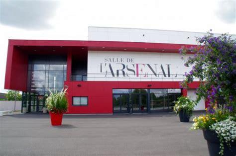 salle de l arsenal toul www toul fr
