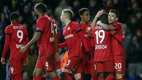 Europa League: Leverkusen et le Shakhtar gagnent, l ...