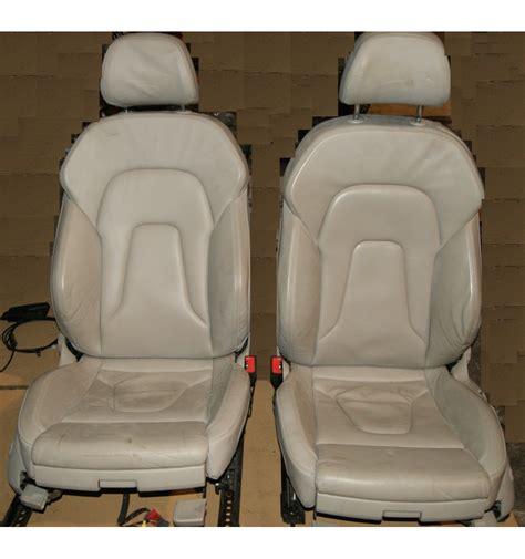 siege en cuir 2 sièges avant en cuir pour audi a5