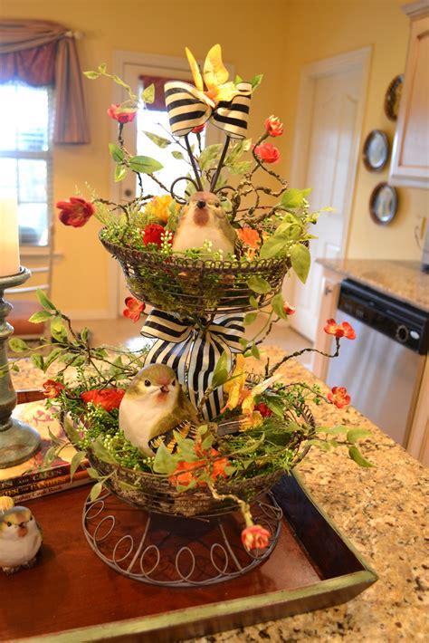 Kristen's Creations Kitchen Island Vignette