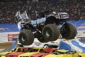 Blue Thunder Monster Truck Jam