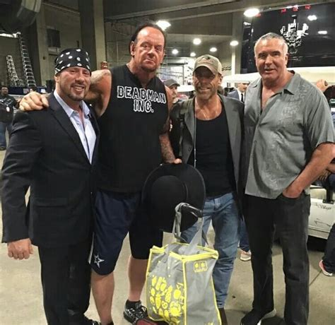 X-Pac The Undertaker Shawn Michael & Kevin Nash | WWE ...