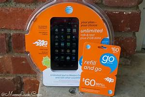 AT&T GoPhone Rate Plan