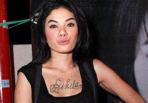 Tatto Nikita Mirzani Dfiles