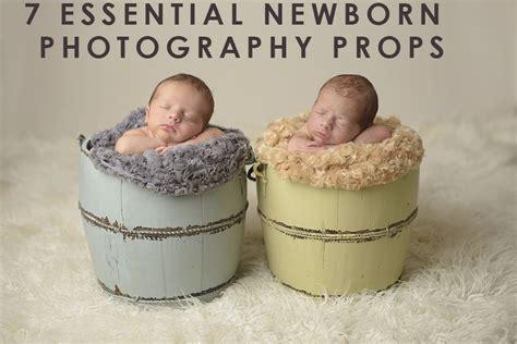 7 Essential Newborn Photography Props  Backdrop Express Blog