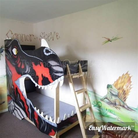 7 Best Dinosaur Style Beds & Inspiration Images On