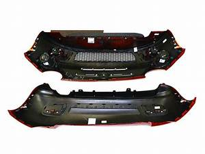 2016 Fiat 500 Front And Rear Fascia Kit  Sport Model