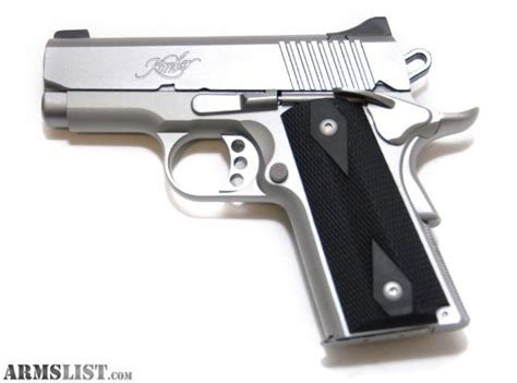 kimber carry 9mm 2 7 armslist for kimber ultra carry ii 9mm