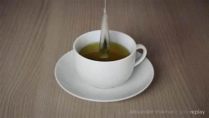 Teabag Cup Tea Eu