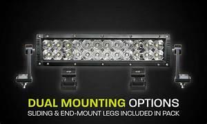 Xd Gen3 Series 12 U0026quot  96w Dual Row Led Light Bar  Xdd400