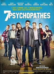 Seven Psychopaths (2012) Movie Poster (Version 17) | HNN