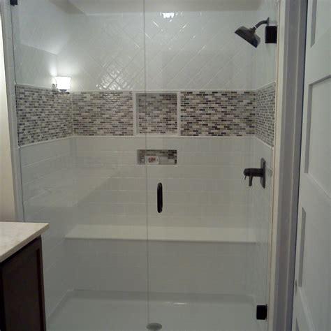bathtub doors lowes shower enclosures lowes medium size