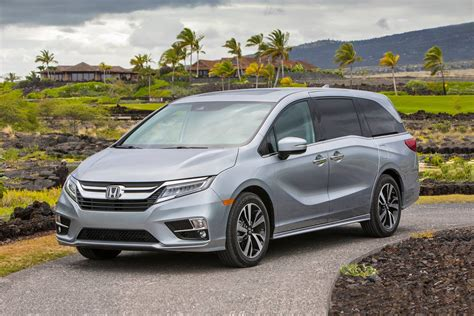 2018 Honda Odyssey Pricing