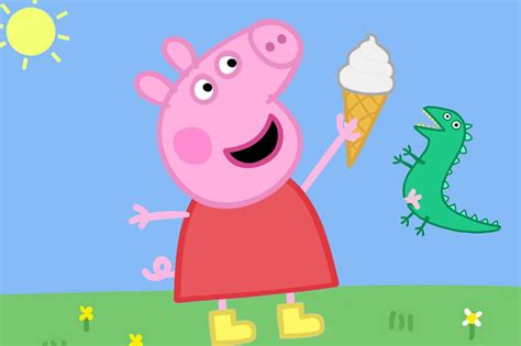 peppa pig peppa pig wallpapers high quality free