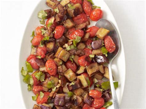 stir fried eggplant recipe food network kitchen food